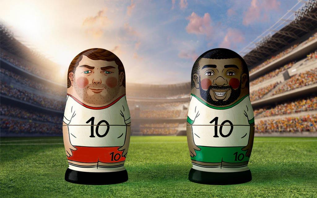 Alles Lewa, oder was? WM 2018: Polen - Senegal