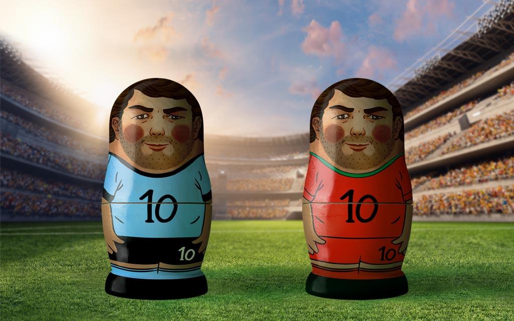 WM 2018, Achtelfinale: Uruguay - Portugal. Trifft Ronaldo erneut?