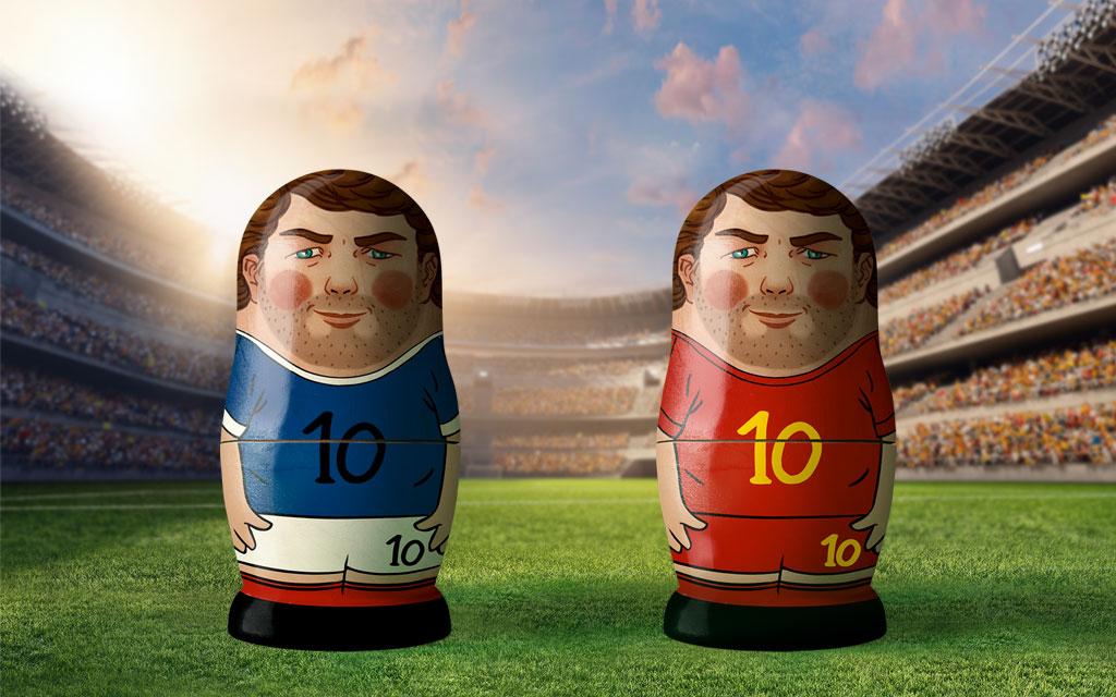 WM 2018, Halbfinale: Ringt Belgien auch Frankreich nieder?