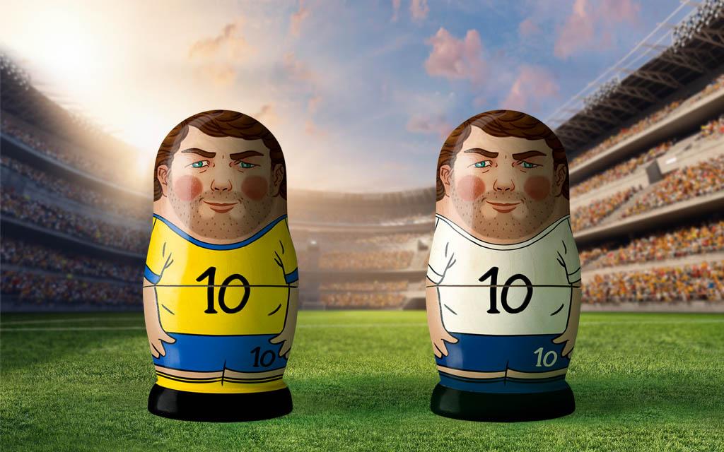 WM 2018, Viertelfinale: Schweden - England. Ballert Kane auch die Schweden raus?