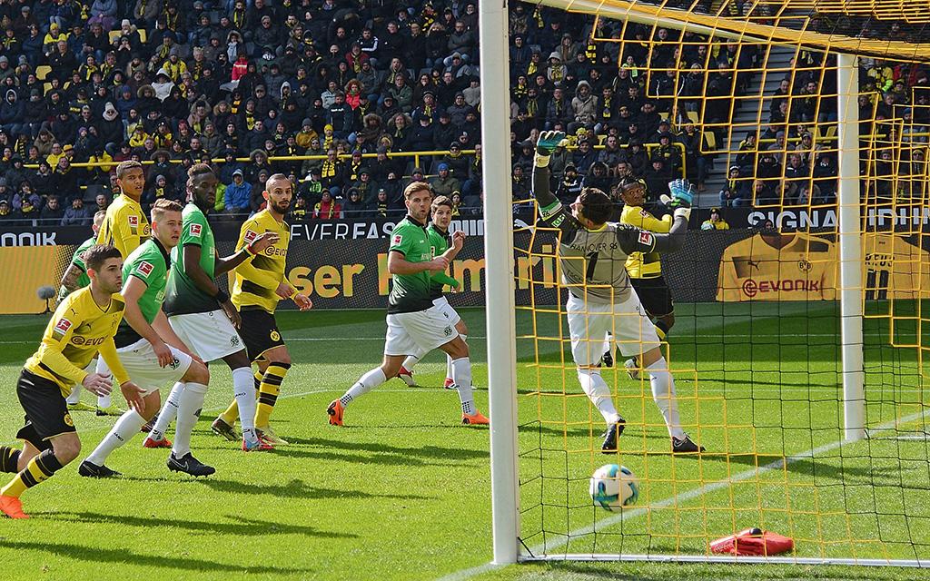 Hannover - Dortmund: In der Vorsaison fielen in Hannover sechs Tore: 96 gewann 4:2 gegen den BVB.