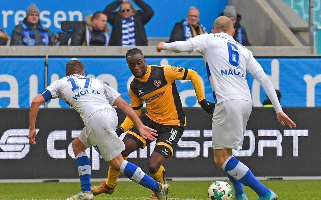Dresden möchte starken Start gegen MSV