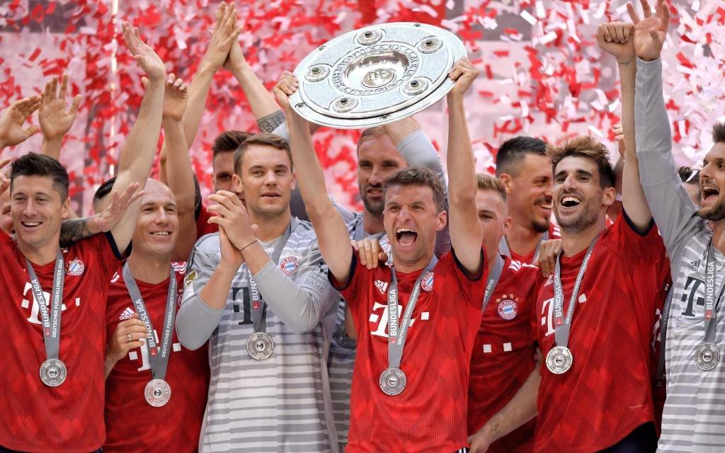 ODDSET Bundesliga-Meisterwette mit Punktehandicap spielen