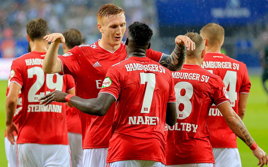 HSV - Kiel! Die 2. Liga geht endlich los