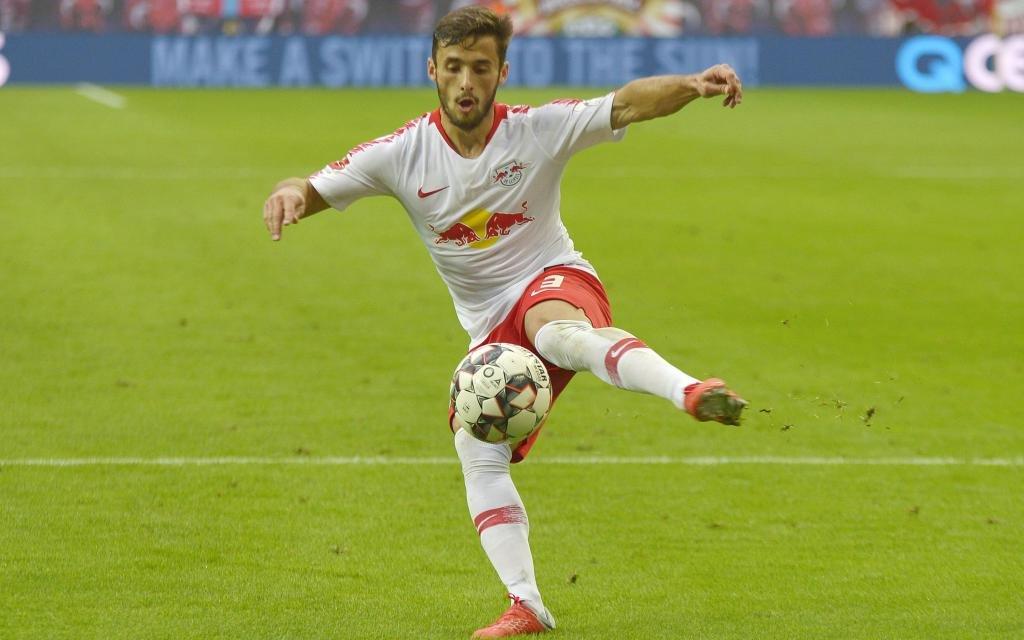 Neuzugang Marcelo Saracchi hat sich gut bei RB Leipzig eingewöhnt.
