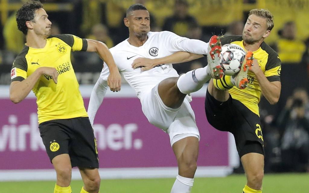 Frankfurter Comeback im Europapokal