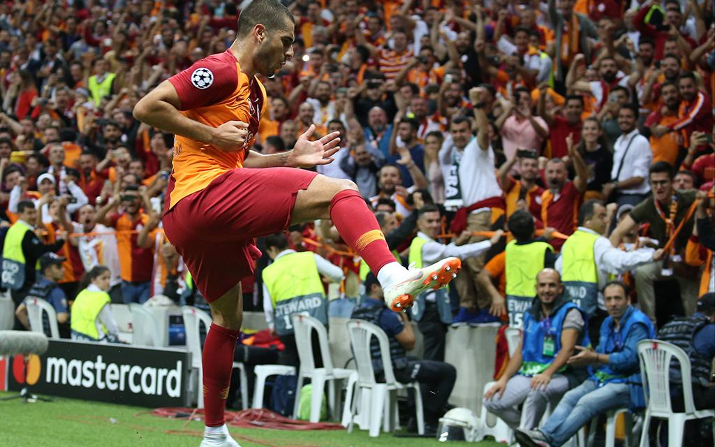 Eren Derdiyok und Galatasaray treffen auf Erzurumspor