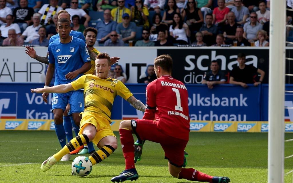 Duell der Champions-League-Starter im Kraichgau