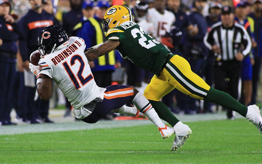 Die Bears wollen die Schmach von Lambeau gegen Seattle vergessen machen