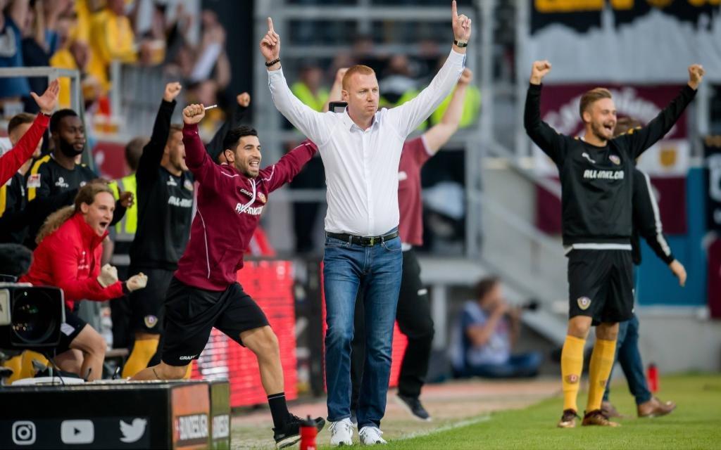 Erklimmt der HSV mit Sieg in Dresden die Tabellenspitze?