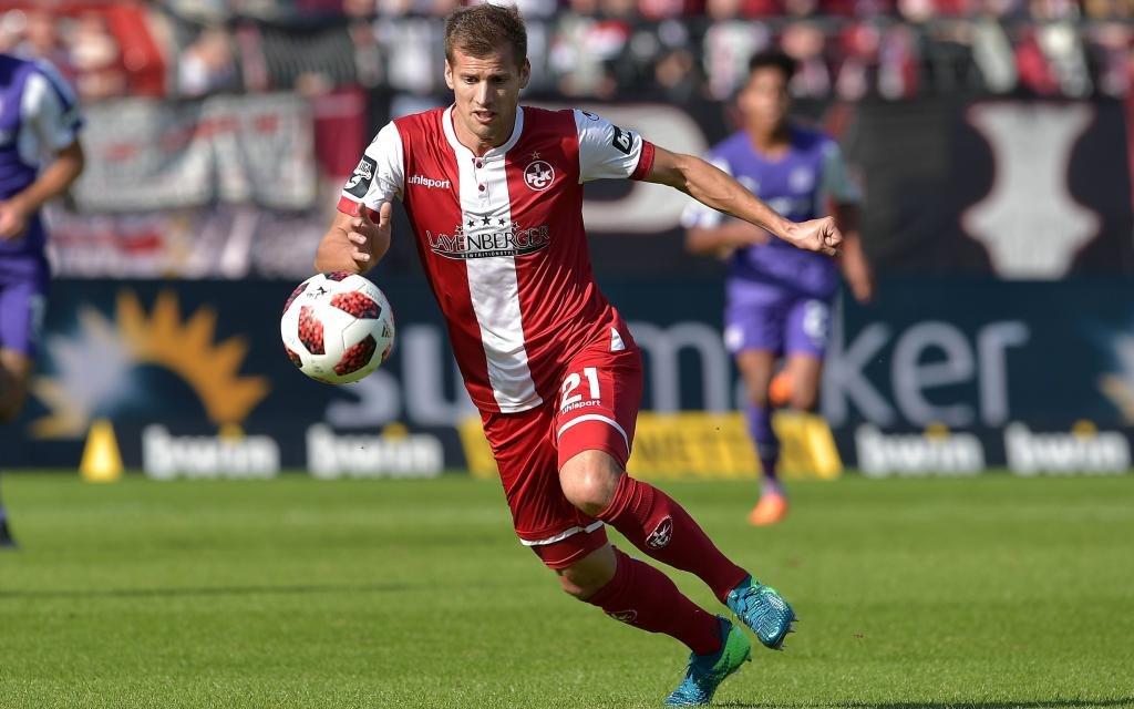 Soll bei Kaiserslautern ein wichtige Rolle übernehmen: Rückkehrer Hendrick Zuck.
