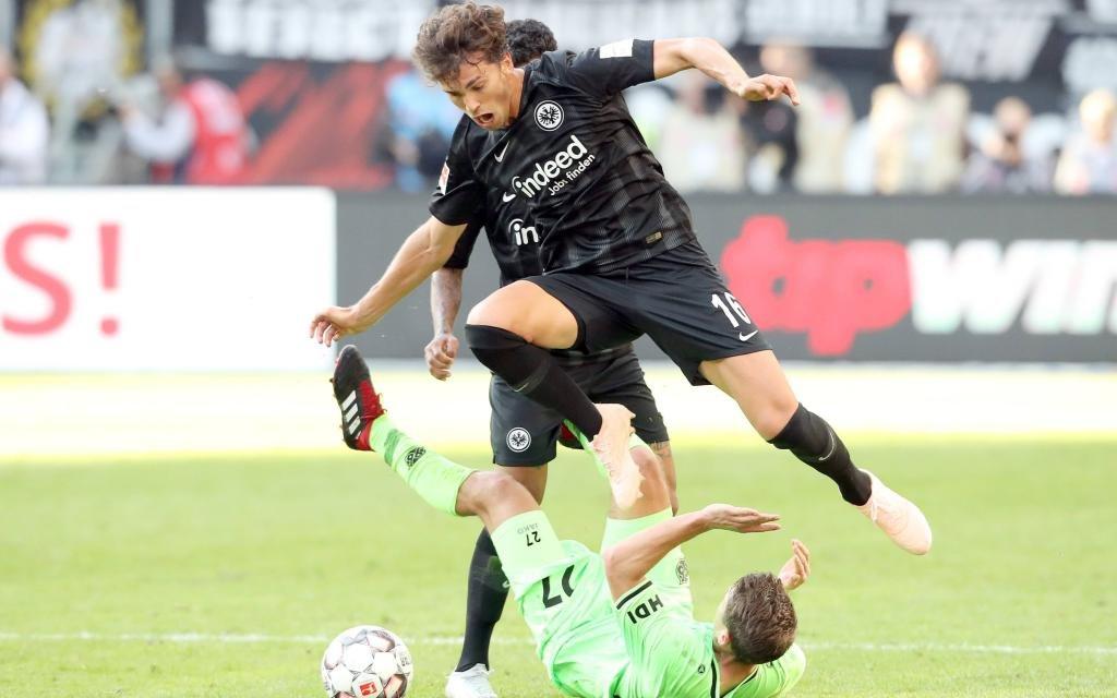Schlägt die Eintracht nun auch Lazio?