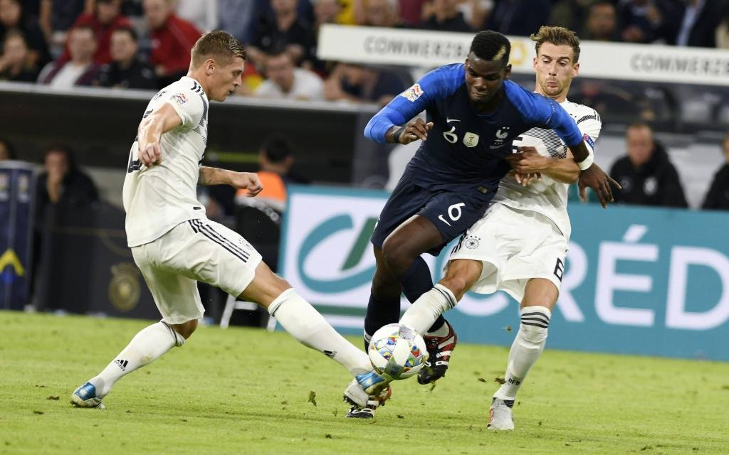 Kriegt DFB-Team in Frankreich die Kurve?