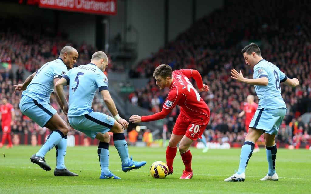 Liverpool - Manchester City - die letzten vier Duelle gingen an die Reds