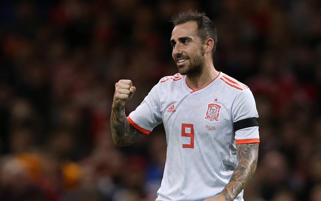 Spanien - England: Schlägt Paco Alcacer wieder zu?