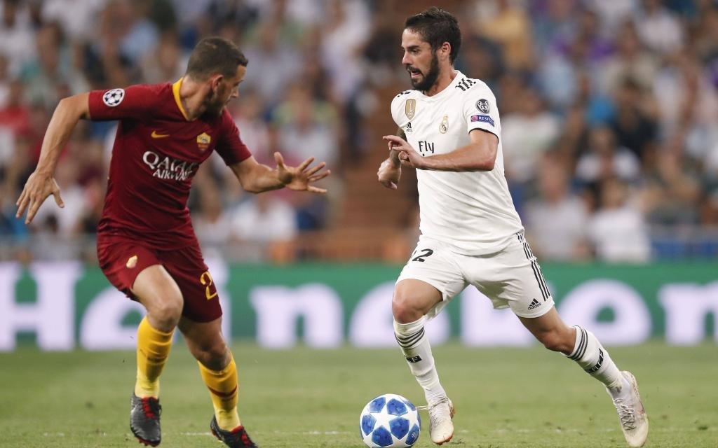 Schafft es die Roma mit Sieg über Real ins Achtelfinale?