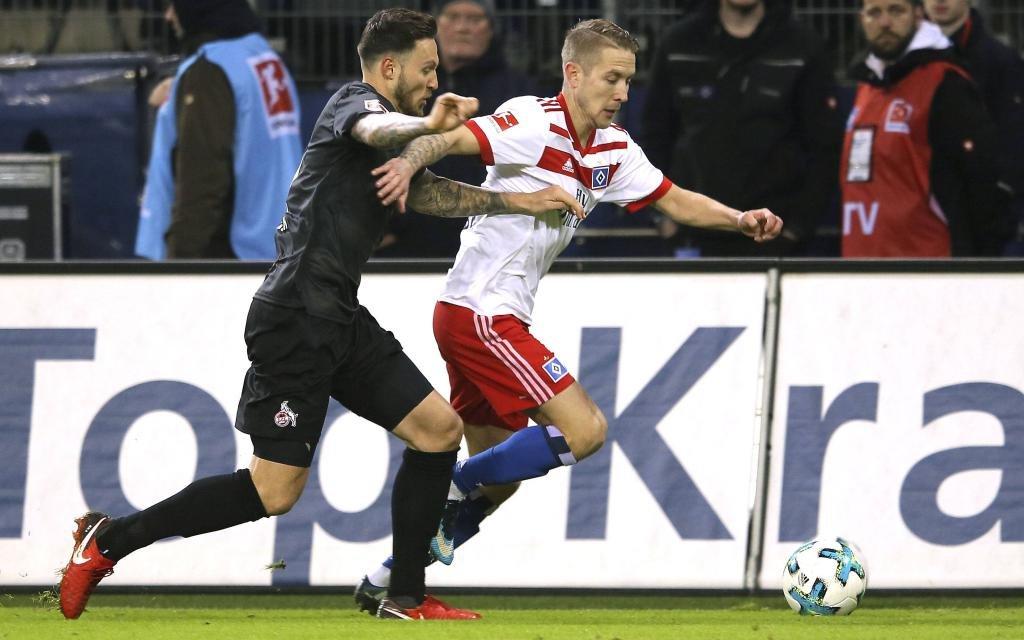 Siegt Köln im Zweitliga-Spitzenspiel beim HSV?