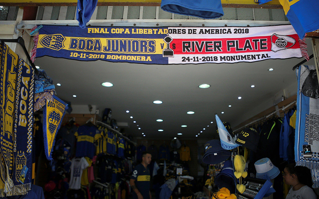 River Plate - Boca Juniors: Das Fest - Part II
