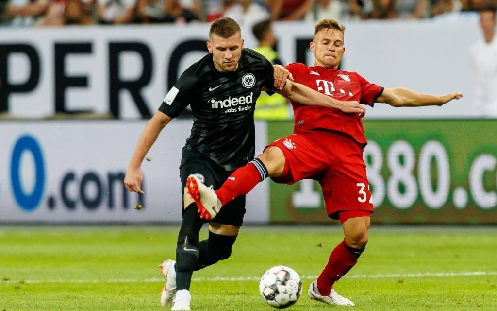 Ärgert Frankfurt die Bayern erneut?