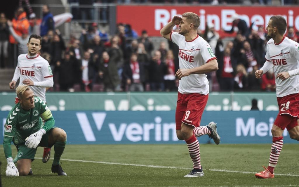 Köln will mit Sieg über FCM am HSV dranbleiben
