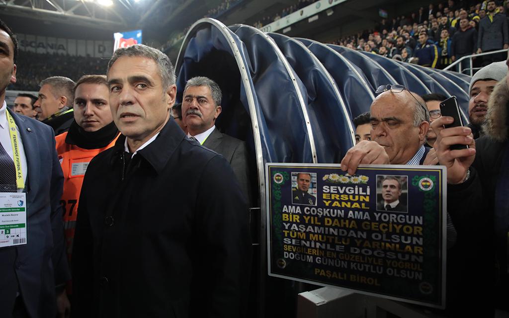 Alles Süper: Fenerbahce-Coach Ersun Yanal