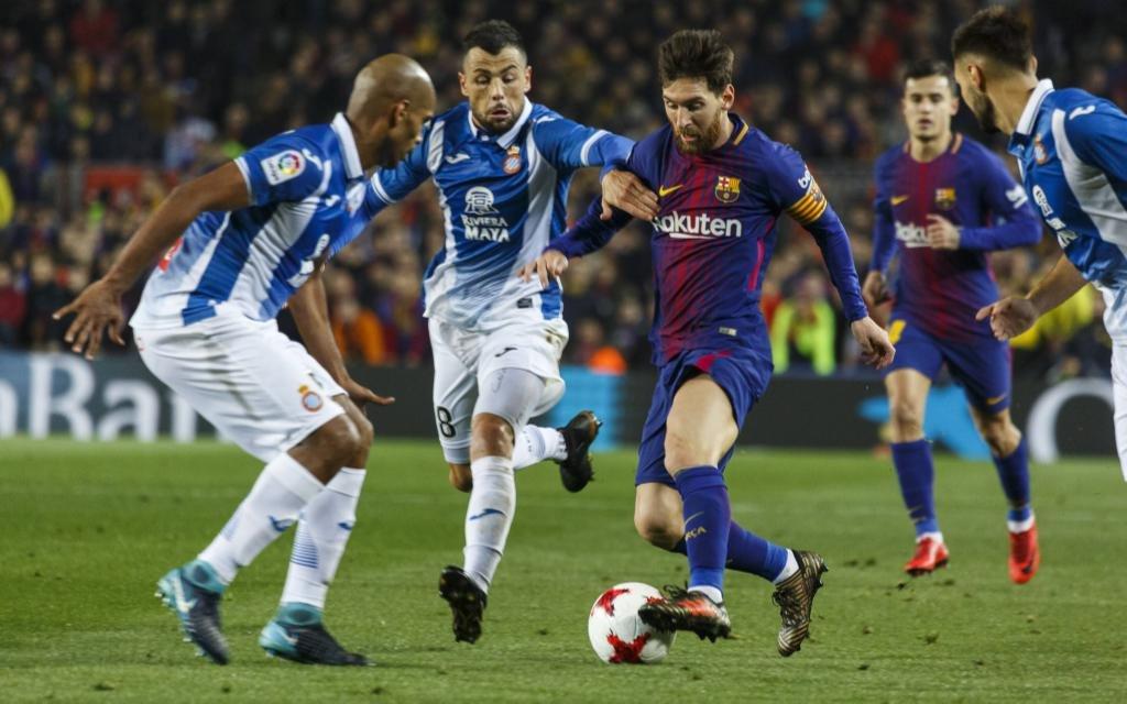 Espanyol will ersten Liga-Sieg über Barca seit 2009
