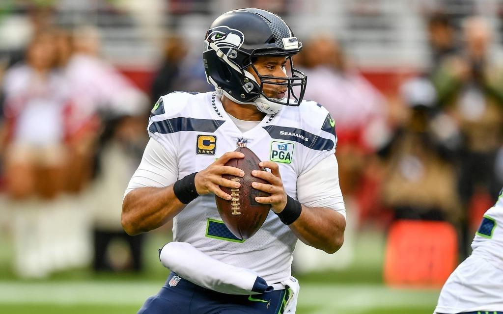 Seahawks QB Wilson trifft auf eine starke Defense