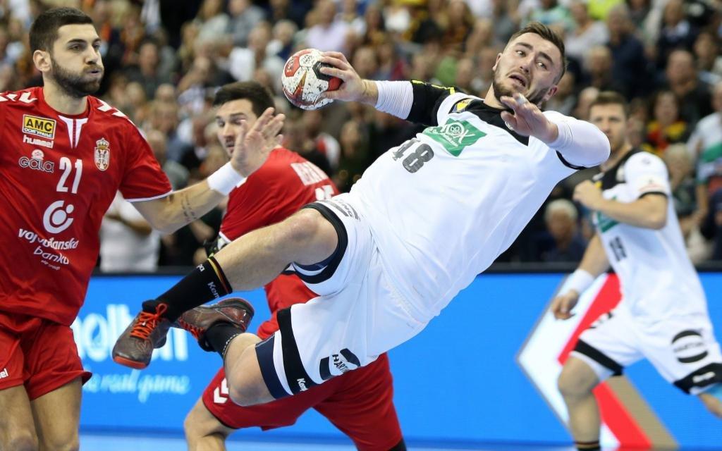 Ob Kohlbacher gegen Island erneut so gut trifft wie gegen Serbien?