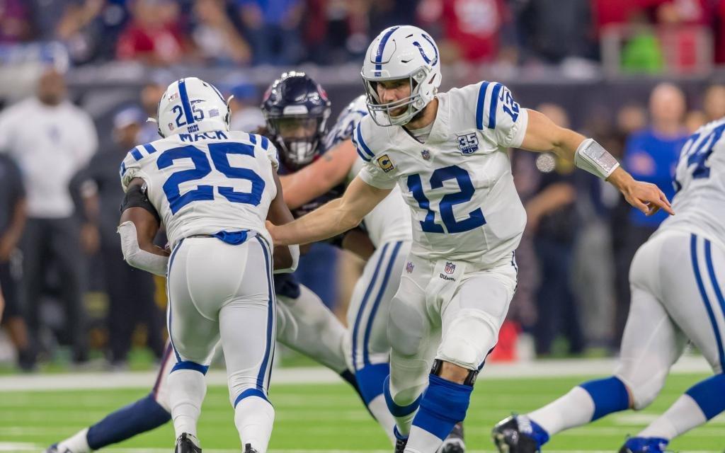 Chiefs vs Colts: Außenseiter Indianapolis mit dem erfolgreichen Play im Wildcard-Game gegen Houston