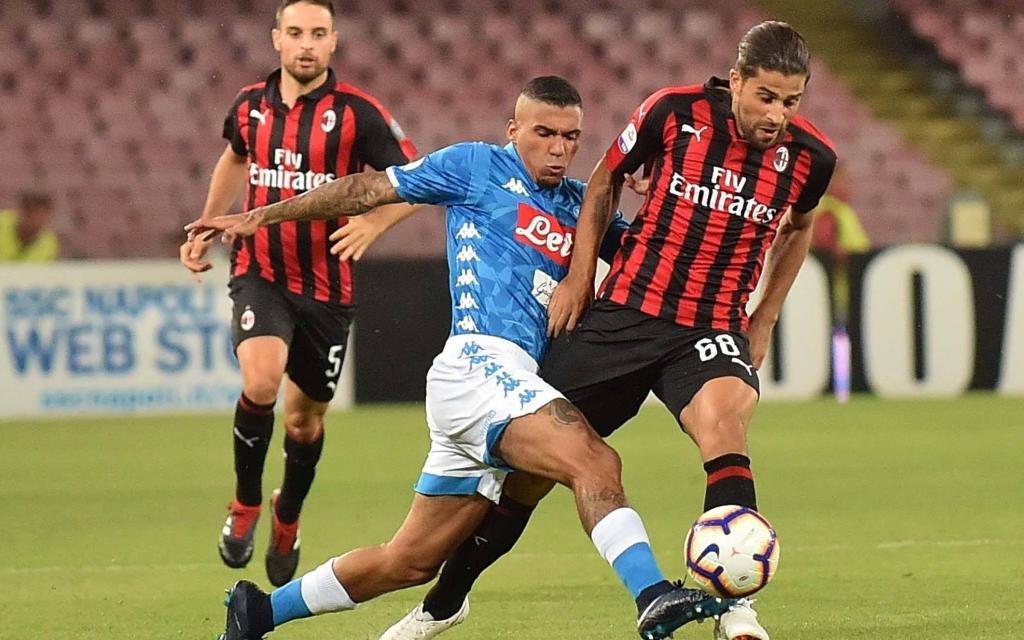 Schafft Milan endlich wieder einen Sieg über Neapel?