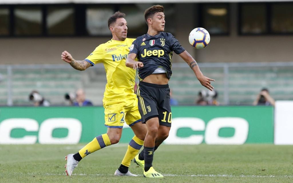 Überrascht Schlusslicht Chievo Spitzenreiter Juve?