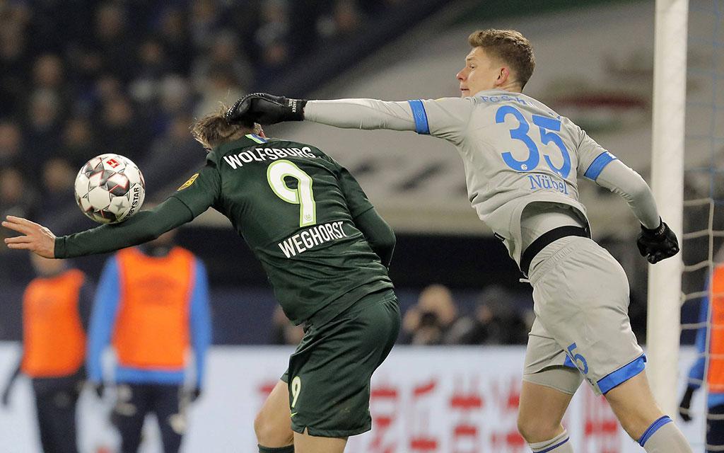 Alexander Nübel ist die neue Schalker Nummer 1