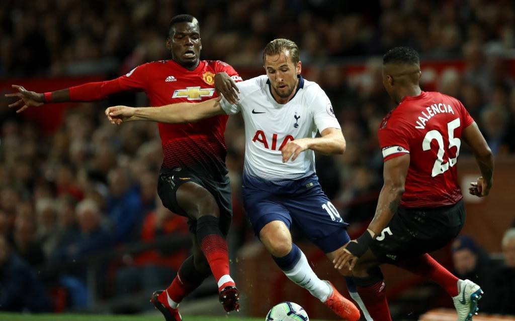 Hält die Siegesserie von ManUnited auch bei Tottenham?