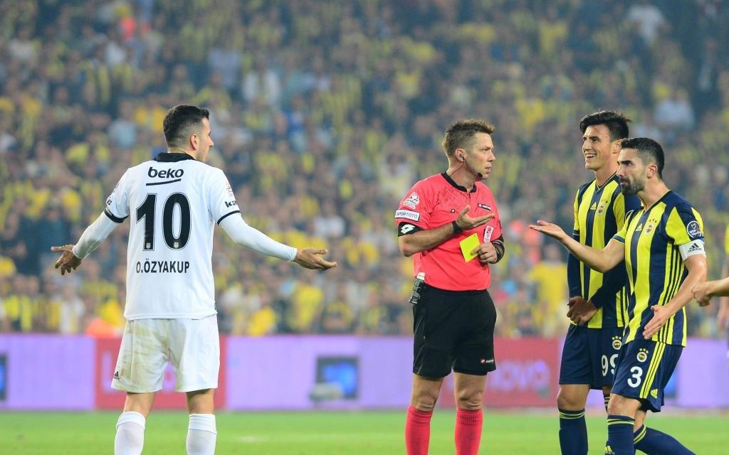 Alles Süper beim Derby in Istanbul? Mal gucken!