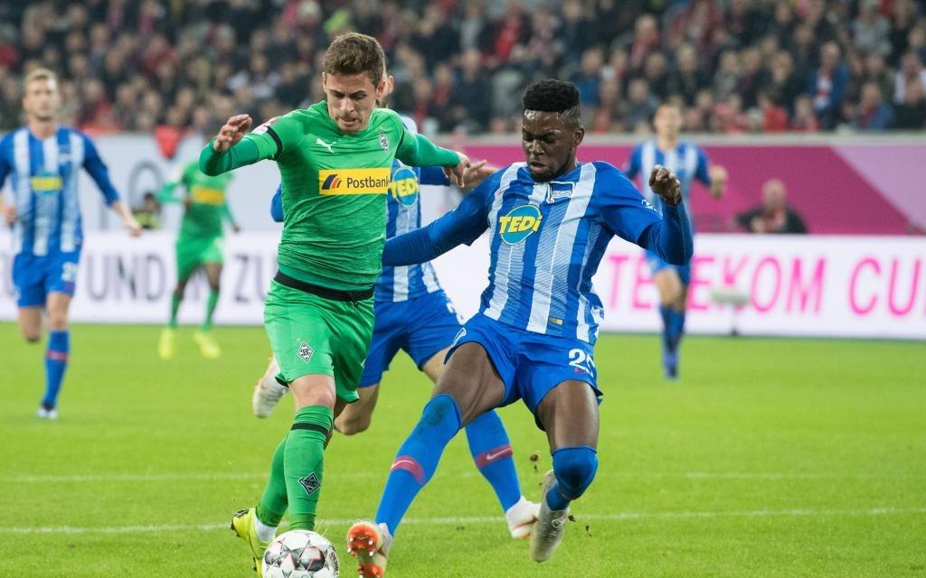 Zementiert Gladbach Platz zwei mit Sieg über Hertha?