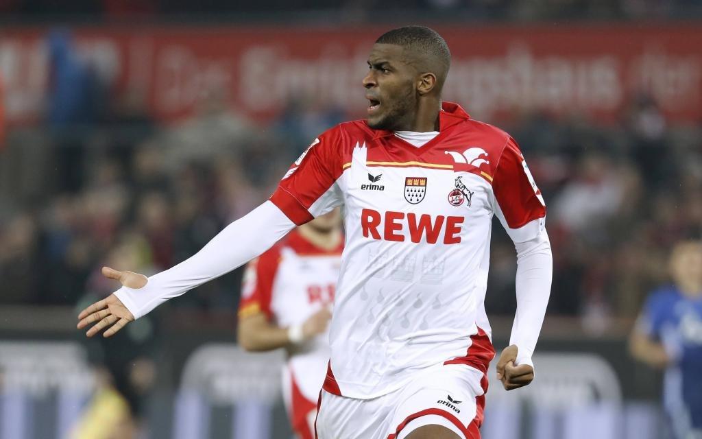 Darf Anthony Modeste für die Kölner bereits gegen Paderborn ran?