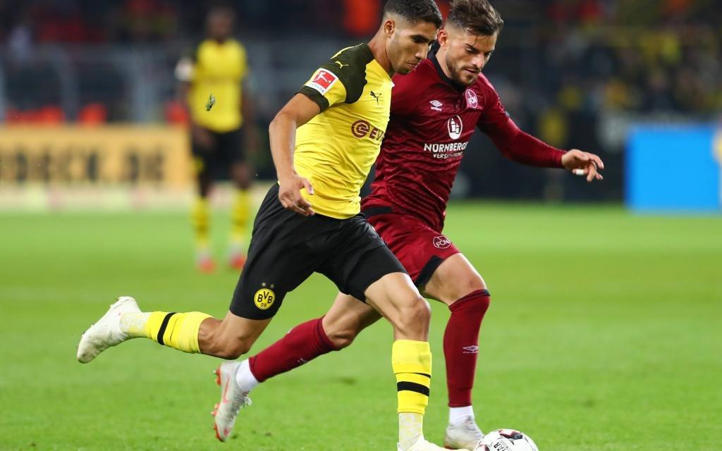 Kehren neue Besen FCN zum Sieg über BVB?