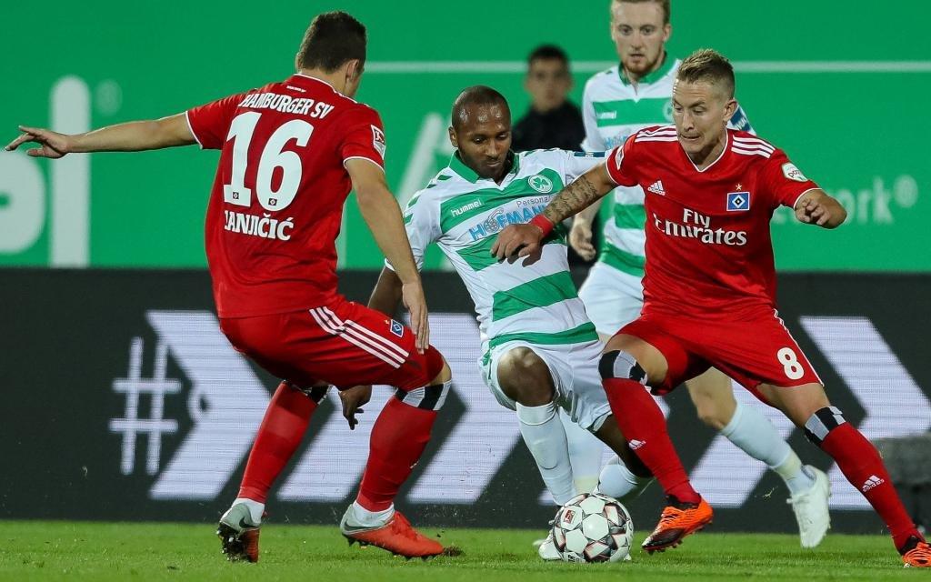 HSV mit Sieg zurück auf einen Aufstiegsplatz?