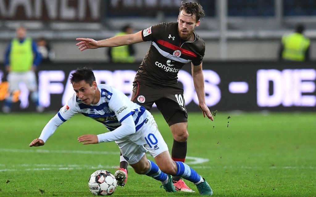 Kann der MSV gegen St. Pauli das 0:1 der Hinrunde drehen?