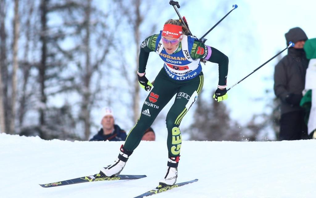 Ist Herrmann auch in Oslo schnell unterwegs?