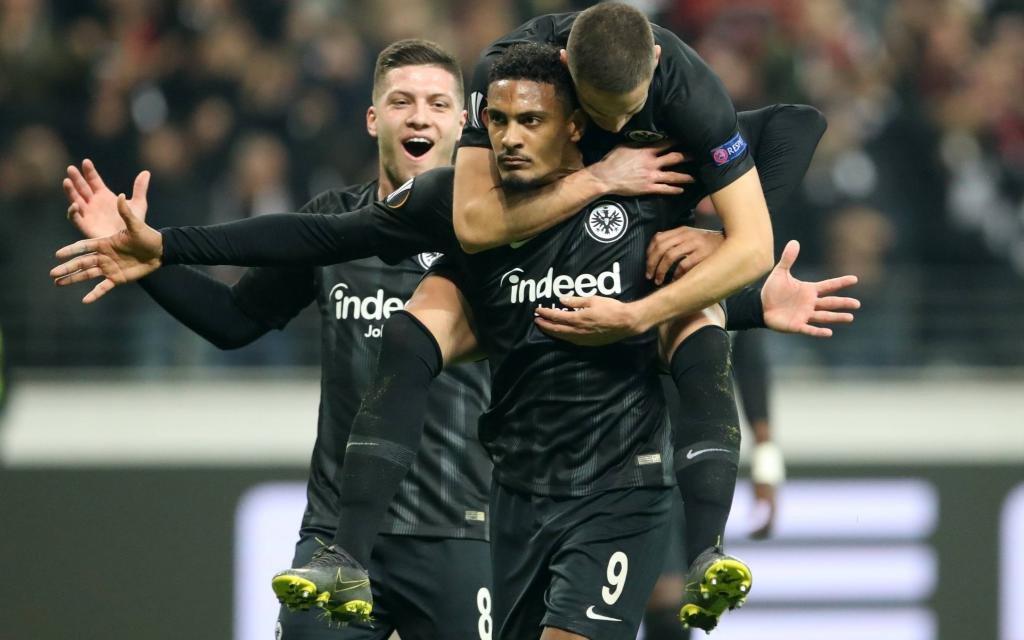 Eintracht gegen Inter - 5. Heimsieg in der EL?