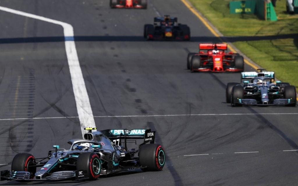 F1: Legt Bottas in Bahrain nach?
