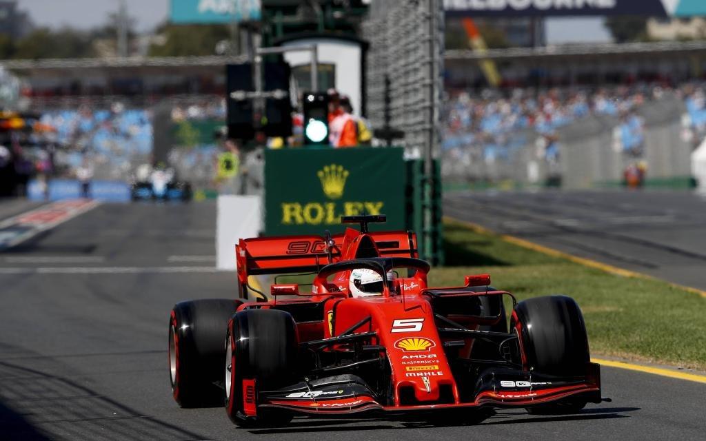 Siegt Vettel erneut zum Auftakt in Australien?