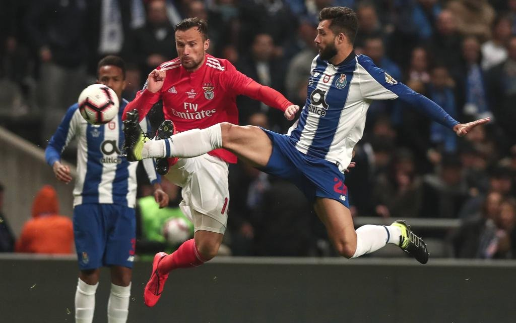 Kann Benfica den FC Porto erneut schlagen?