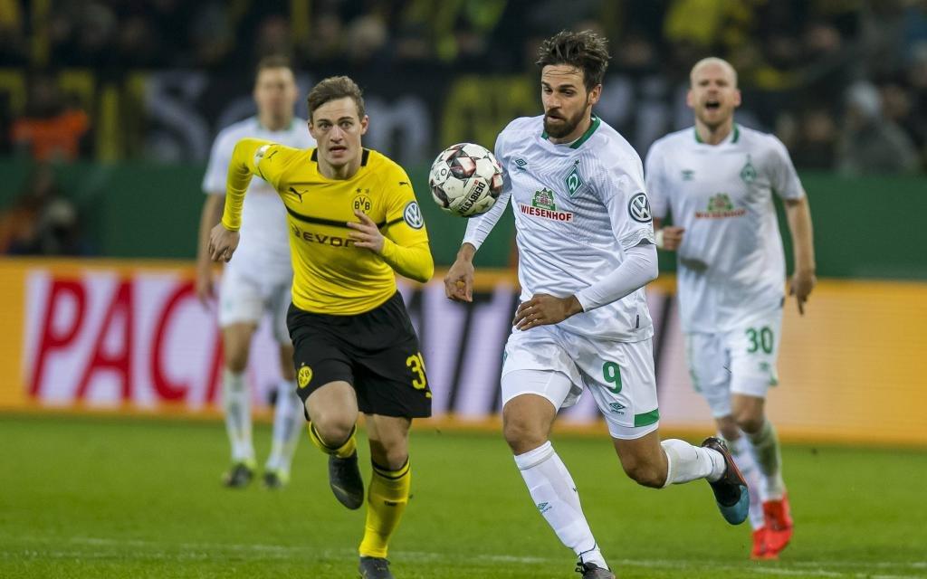 Bremen-Dortmund: Nimmt der BVB die hohe Hürde?