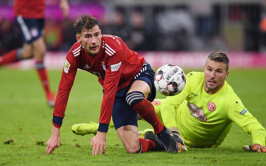 Düsseldorf-Bayern: Punktet die Fortuna erneut?