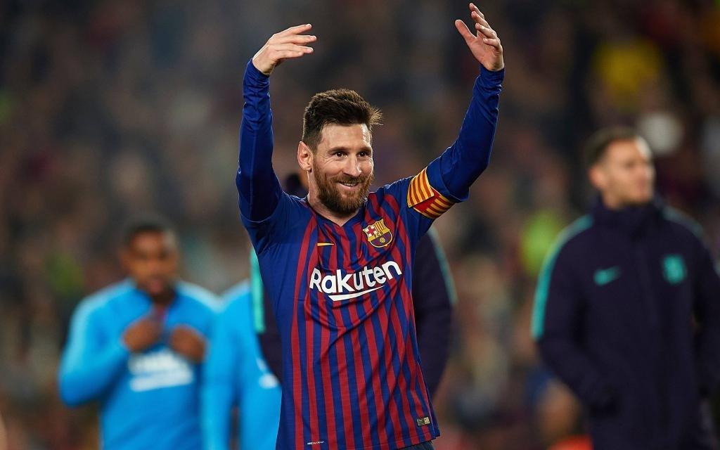 Trifft Messi auch gegen Liverpool?