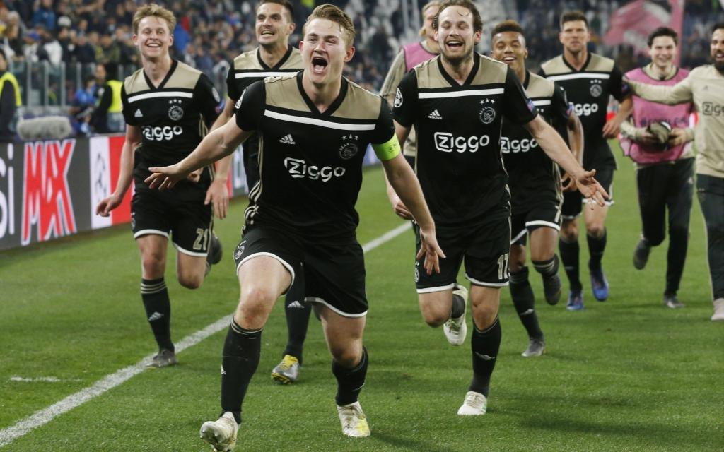 Kann Ajax im Duell der Überraschungsteams die Spurs schlagen?