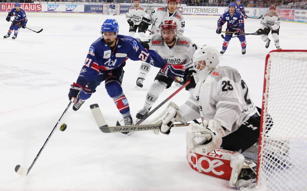 Haie gegen Adler: Wer gewinnt das zweite DEL-Playoff-Halbfinale?