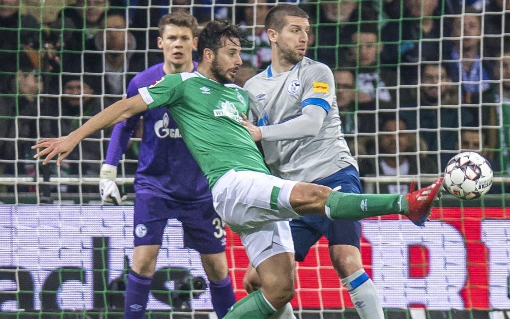 Schalke oder Werder: wer schaffts ins 1/2-Finale?
